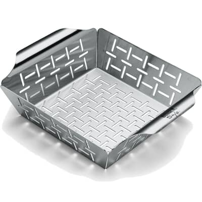 Weber® Deluxe Grilling Basket - Small