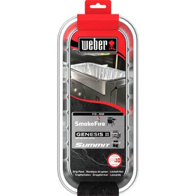Weber® Drip Pan Pellet/Summit