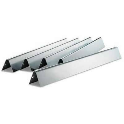 Weber� S/S Genesis� Silver B/C Flavorizer Bars