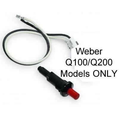 Weber Igniter Kit Q100/200 Piezo 2006-2014