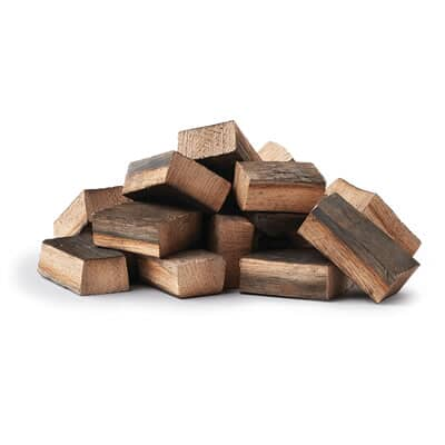 Napoleon Wood Smoke Chunks 1.5kg - Whiskey Barrel