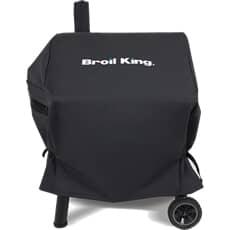 Broil King Heavy Duty Cover - Regal Pellet 400
