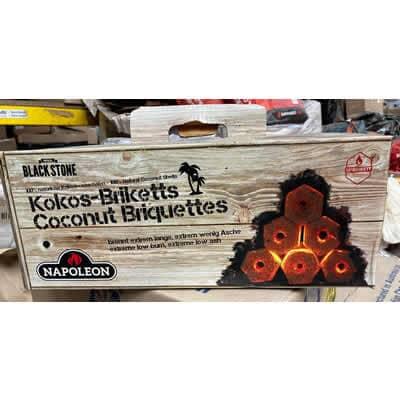 Napoleon Coconut Briquettes - 10kg