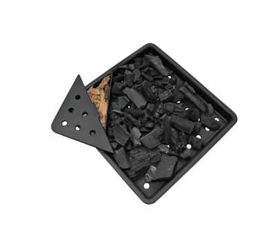 Napoleon Cast Iron Charcoal/Smoker Tray