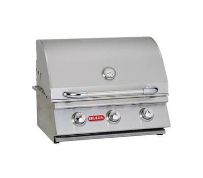 Bull Steer Premium Built In Gas BBQ (Propane)