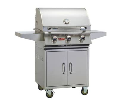 Bull Steer Premium Cart Gas BBQ (Natural Gas)