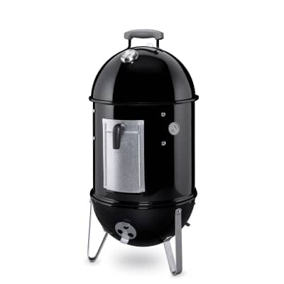 Weber® Smokey Mountain Cooker™ 37cm Black BBQ