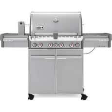 Weber� Summit� S-470 GBS� Stainless Steel Gas BBQ