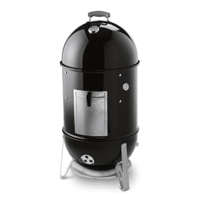 Weber® Smokey Mountain Cooker™ 47cm Black BBQ