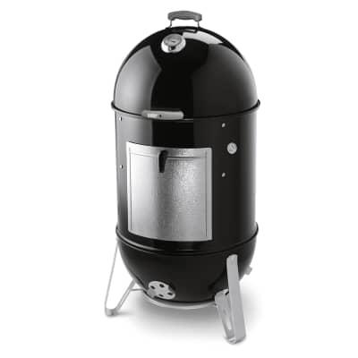 Weber® Smokey Mountain Cooker™ 57cm Black BBQ