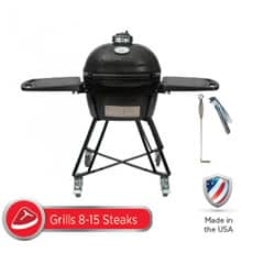 Primo Oval All-In-One - JR200 Ceramic BBQ (7400)
