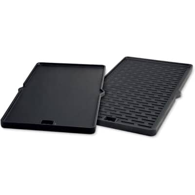 Weber® Summit® series Cast Iron Griddle