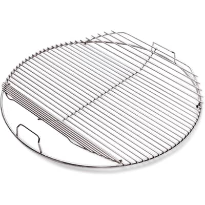 Weber® Cooking Grate - Weber® 57cm Charcoal BBQ - Stainless Steel Hinged