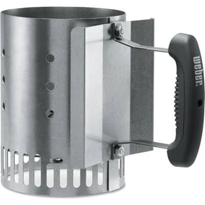Weber® Rapidfire™ Chimney Starter- Portable