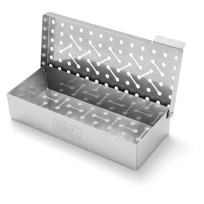 Weber® Universal Smoker Box - Fits all BBQs