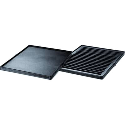 Weber® Griddle- Cast Iron Fits Spirit™ 300 series