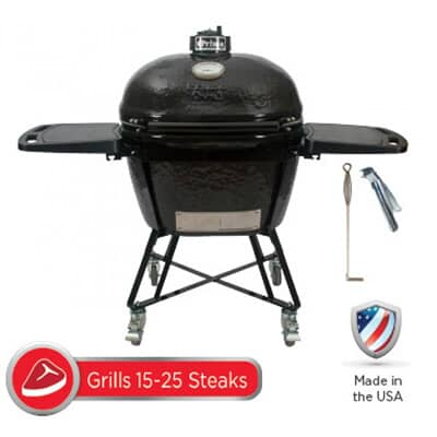 Primo Oval All-In-One - XL400 Ceramic BBQ (7800)