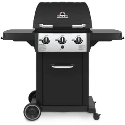 Broil King Royal 320 Black Gas BBQ