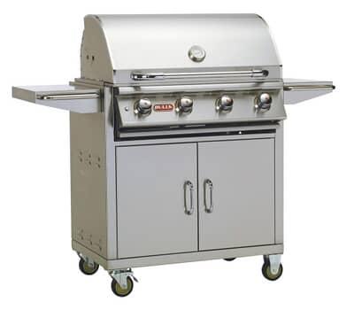 Bull Lonestar Select Cart Gas BBQ (Natural Gas)