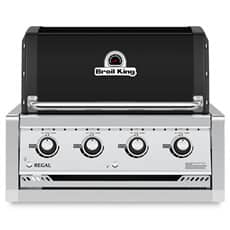 Broil King Regal 420 - Built In LP Gas BBQ