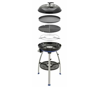 Cadac Carri Chef 2 BBQ/Chef Pan Combo Gas BBQ