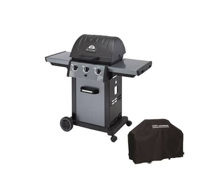 Broil King Royal 320 And Cover
