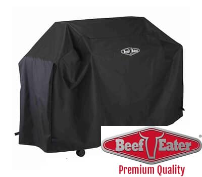 Beefeater Premium 5+1 Burner Hooded Trolley Cover