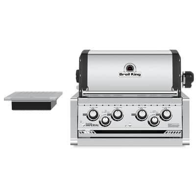 Broil King Imperial 490 - Built In NG Gas BBQ