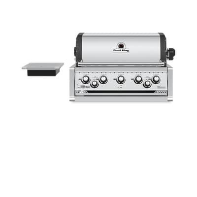 Broil King Imperial 590 - Built In NG Gas BBQ
