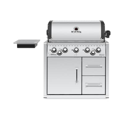 Broil King Imperial 590 - Built In w/ Cabinet NG