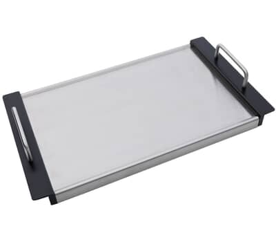 Cadac Meridian Stainless Steel Teppanyaki Plate