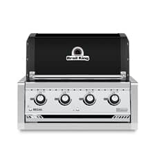 Broil King Regal 420 Built-In Head LP Gas BBQ - 2021