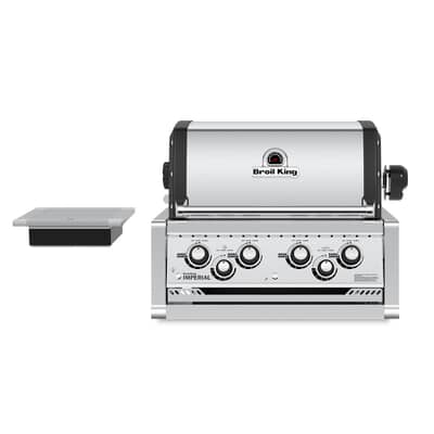 Broil King Imperial S 490 - Built-In Head LP Gas BBQ - 2021