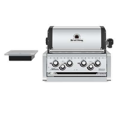 Broil King Imperial S 490 - Built-In with Cabinet LP Gas BBQ -2021