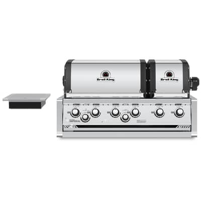 Broil King Imperial S 690 - Built-In Head LP Gas BBQ - 2021