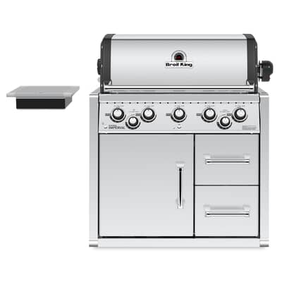 Broil King Imperial S 590 - Built-In with Cabinet LP Gas BBQ - 2021