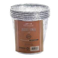 Traeger Grills Grease Bucket Liner 5 Pack