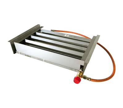 Buschbeck Stainless Steel Gas Burner
