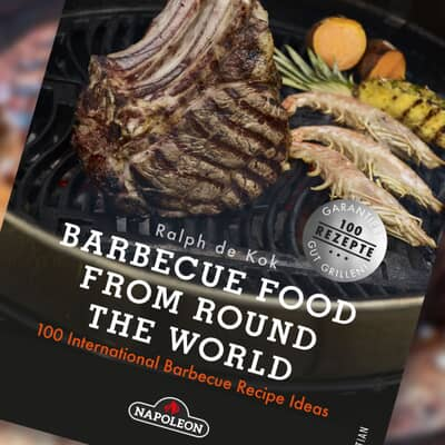 Napoleon Barbecue Food From Round The World