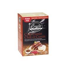 Bradley Smoker Flavour Bisquettes 48 Pack - Chilli Cumin