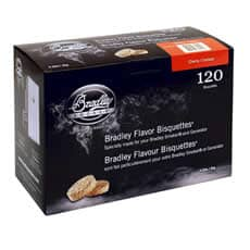 Bradley Smoker Flavour Bisquettes 120 Pack - Cherry
