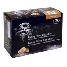 Bradley Smoker Flavour Bisquettes 120 Pack - Maple
