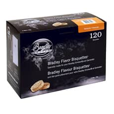 Bradley Smoker Flavour Bisquettes 120 Pack - Mesquite