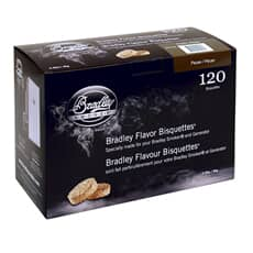 Bradley Smoker Flavour Bisquettes 120 Pack - Pecan