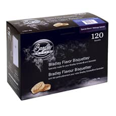 Bradley Smoker Flavour Bisquettes 120 Pack - Special Blend