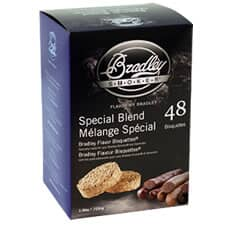 Bradley Smoker Flavour Bisquettes 48 Pack Special Blend