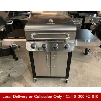 Char-Broil Convective 440 Steel Gas BBQ EX-DISPLAY