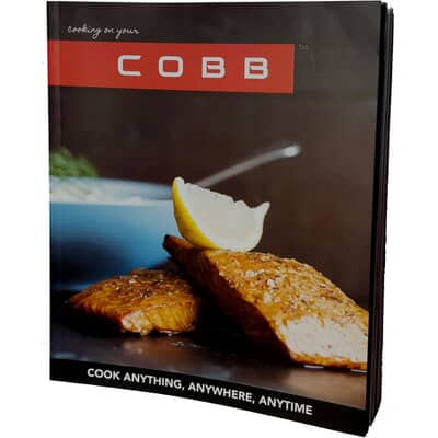 Cobb Recipe Book - Cooking On Your Cobb
