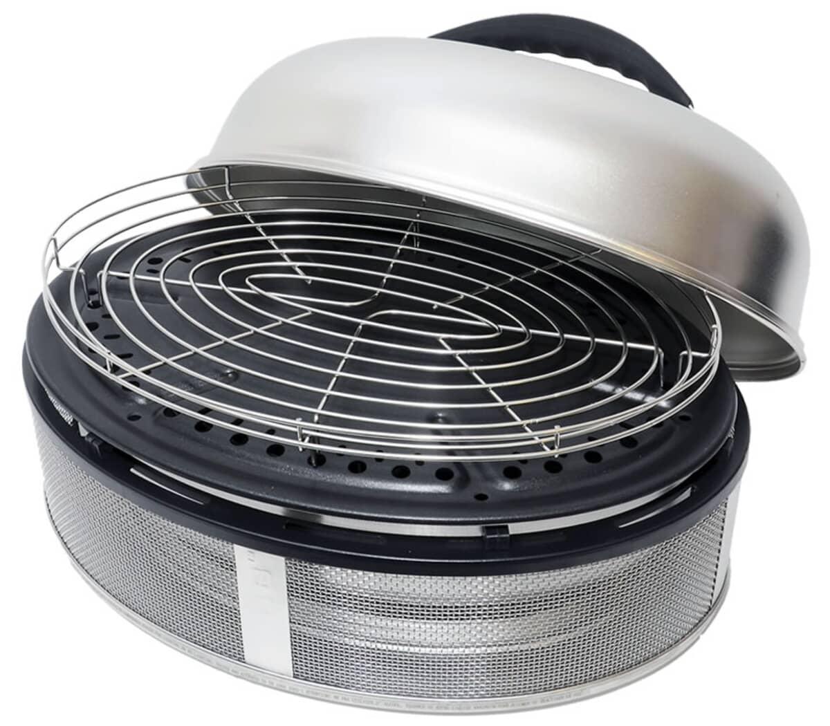 Cobb grill gas