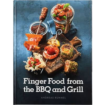 Napoleon Finger Food From The BBQ and Grill